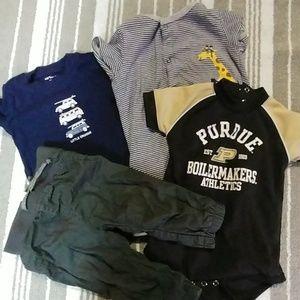 Toddler boys clothing